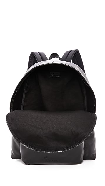 Carven Leather Backpack