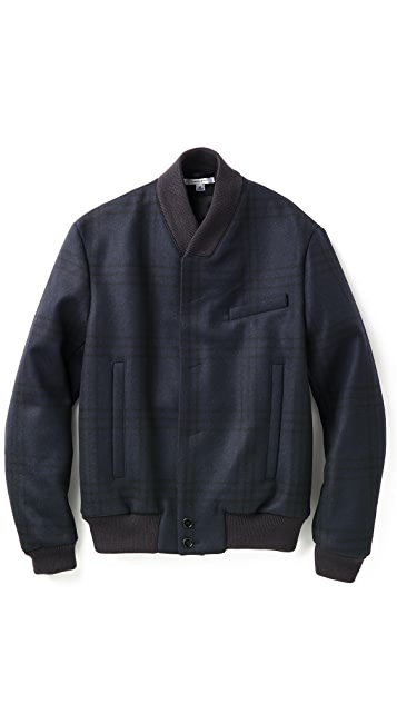 Carven Wool Bomber Jacket