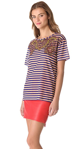 Carven Stripe Tee