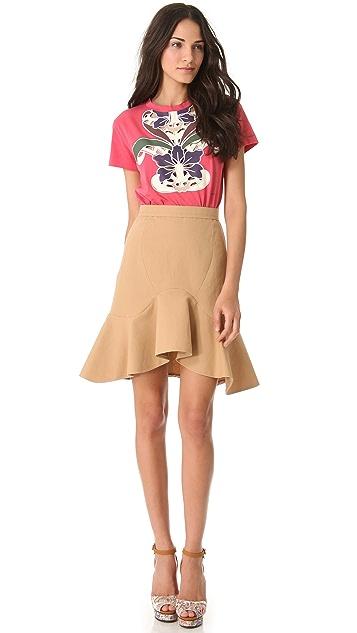 Carven Structured Skirt