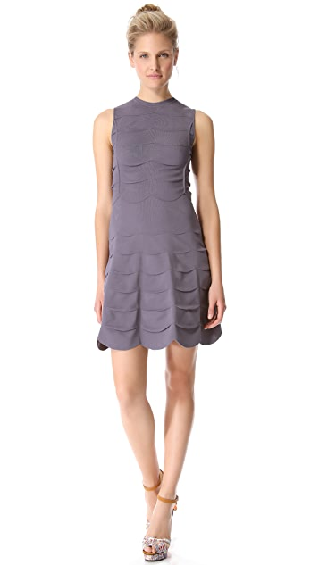 Carven Sleeveless Knit Dress