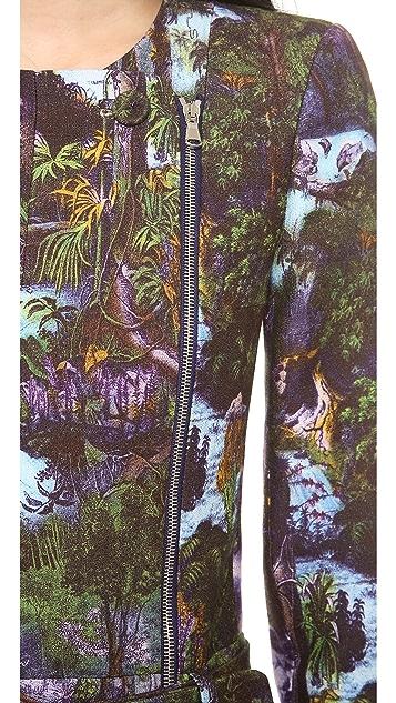 Carven Printed Jacket