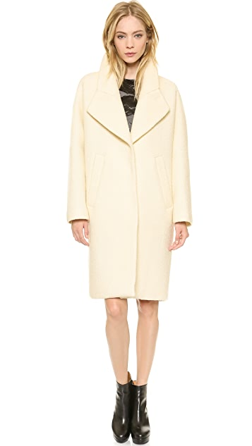Carven Wool Coat