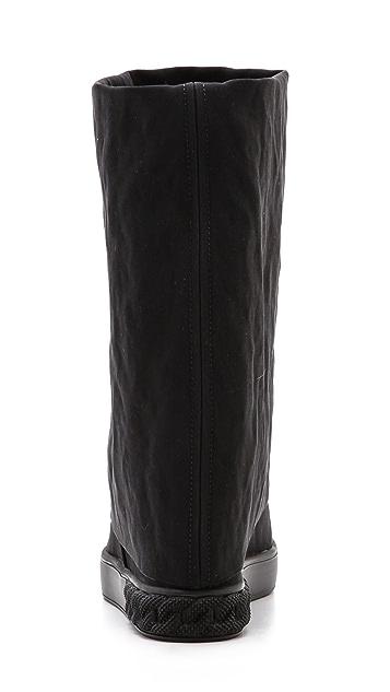 Casadei Black Boots