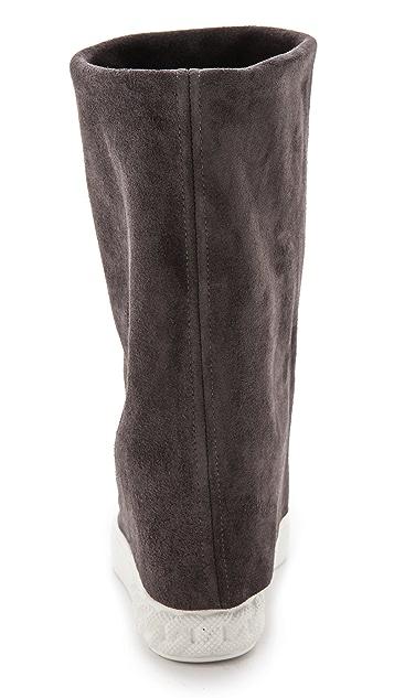 Casadei Foldover Boots
