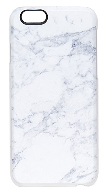 Casetify White Marble iPhone 6 / 6s Case