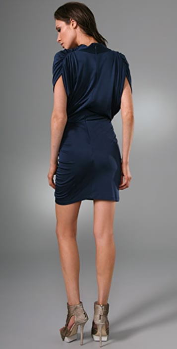 Catherine Malandrino Dropped Neckline Dress