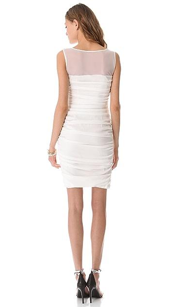 Catherine Malandrino Ruched Tank Dress