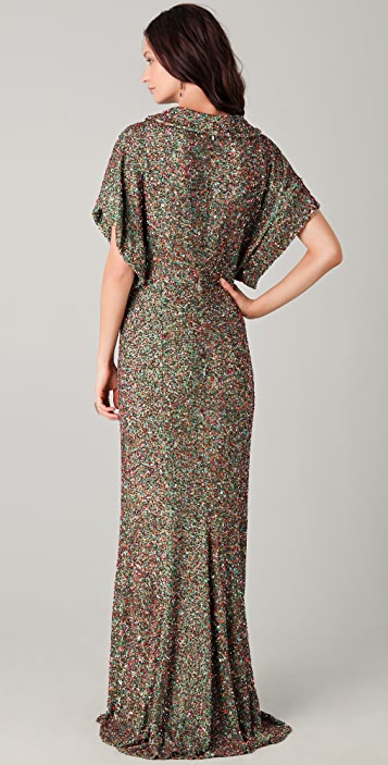 Chris Benz Rhoda Gown