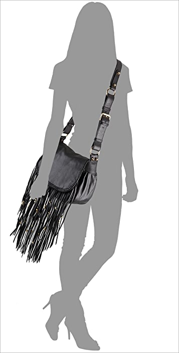 CC SKYE Leight Luxe Fringe Bag