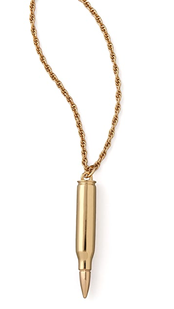 CC SKYE Revolver Pendant Necklace