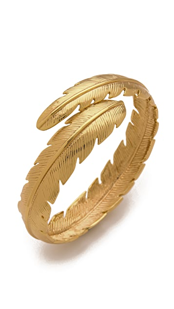 CC SKYE Feather Bangle