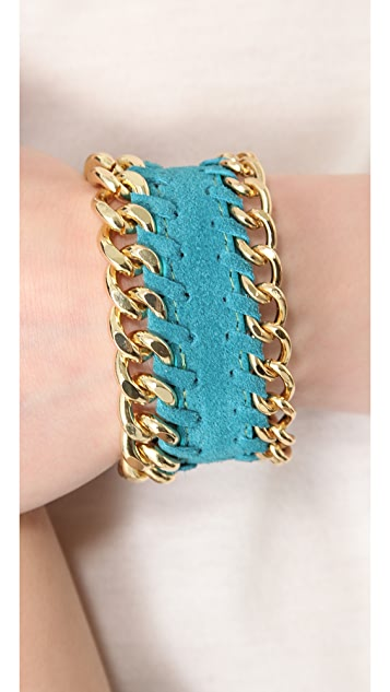 CC SKYE Single Thompson Wrap Bracelet