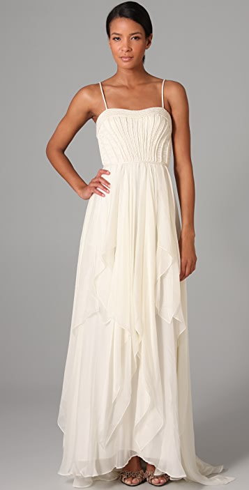 Catherine Deane Justine Long Dress