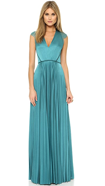 6f859cb14d Catherine Deane Elouise Sunray Pleated Gown