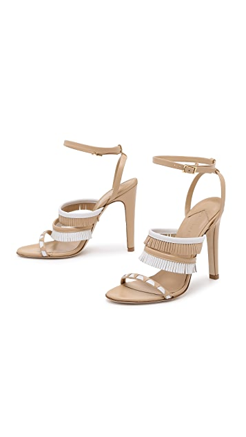 Charline De Luca Swaihili Sandals