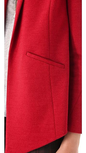 Derek Lam 10 Crosby Shawl Collar Blazer
