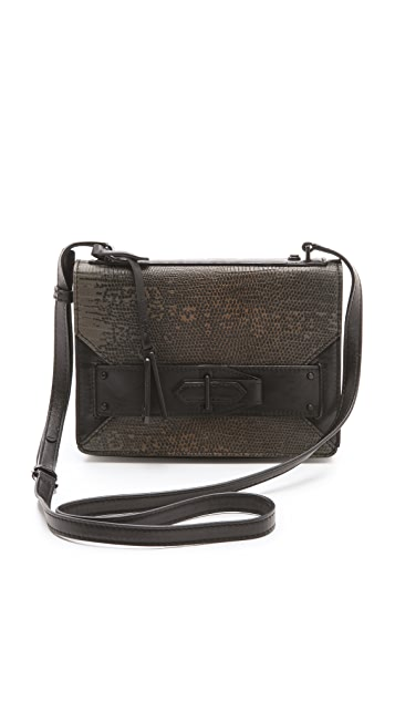 Derek Lam 10 Crosby Ombre Lizard Mini Bag