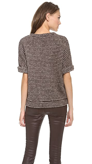 Derek Lam 10 Crosby Oversized Sweater