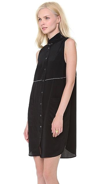 Derek Lam 10 Crosby Sleeveless Tunic / Dress