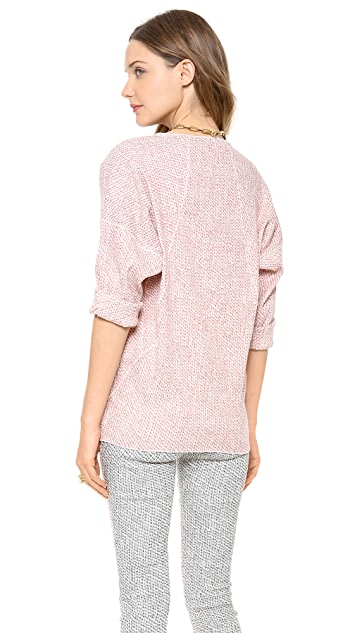 Derek Lam 10 Crosby Rounded Top