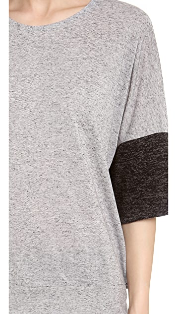 Derek Lam 10 Crosby Drop Shoulder T-Shirt