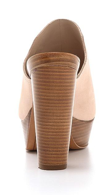 Derek Lam 10 Crosby Katy Platform Mules