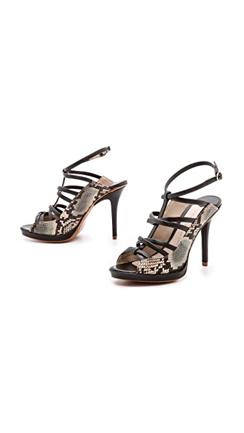 Derek Lam 10 Crosby Jims Strappy Sandals