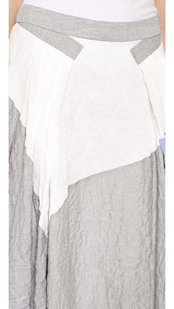 Derek Lam 10 Crosby Full Skirt