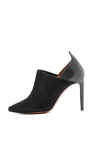 Derek Lam 10 Crosby Cohen Pointy Toe Booties
