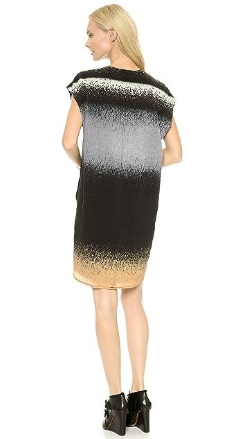 Derek Lam 10 Crosby V Neck Dress