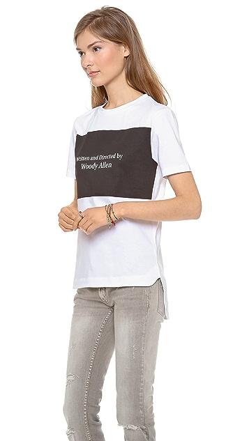 Etre Cecile Written & Directed Standard T Shirt
