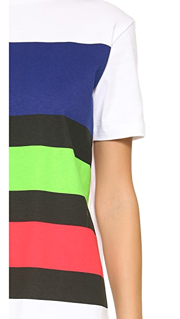 Etre Cecile Big Stripe Dress