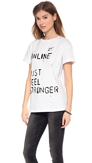 Etre Cecile Online I Just Feel Strong Tee