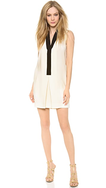 Cedric Charlier Sleeveless Dress