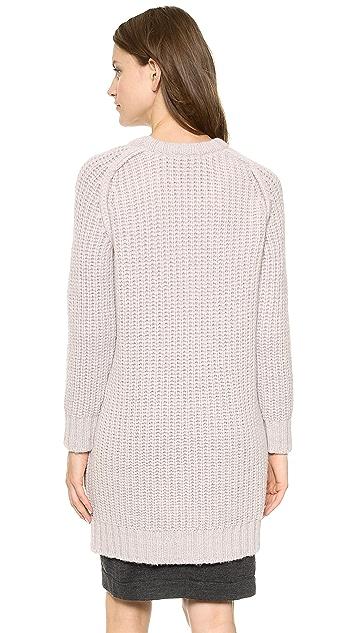 Cedric Charlier Tunic Sweater