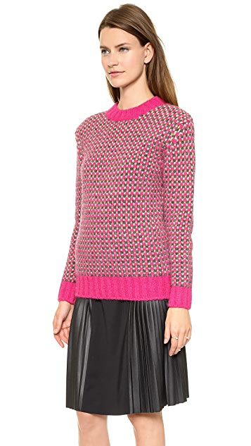 Cedric Charlier Knit Sweater