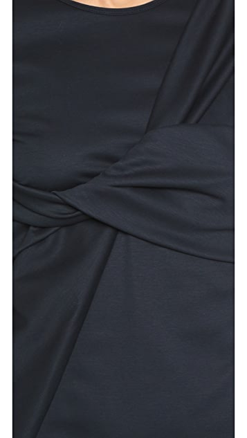 Cedric Charlier Long Sleeve Top