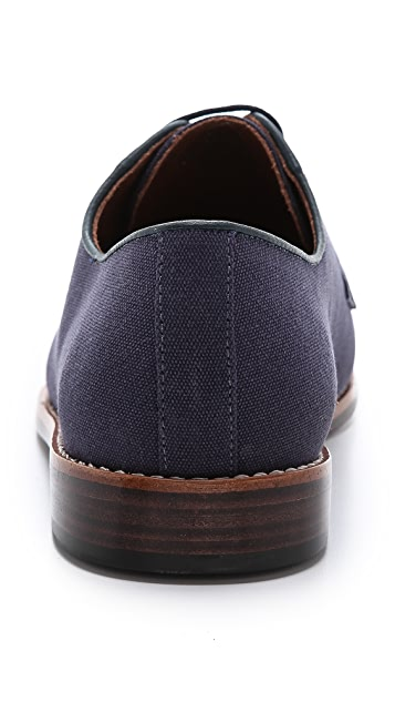 Centre Commercial Army Canvas Shoes