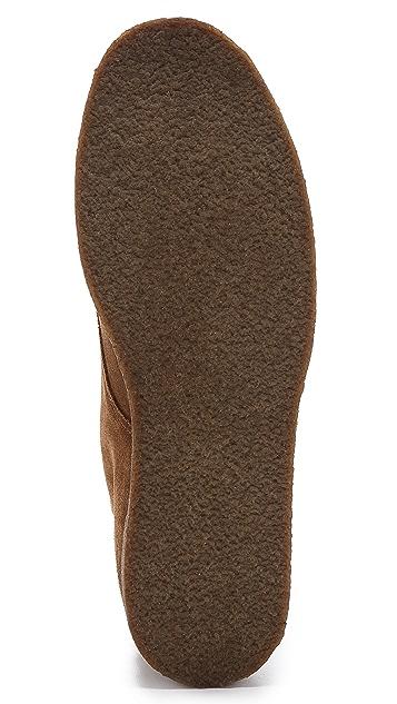 Centre Commercial Pantal Suede Boots