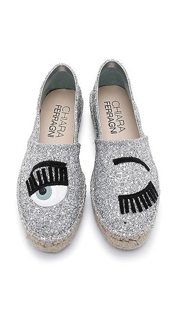 buying cheap online for sale new york Glitter Eyes Espadrilles