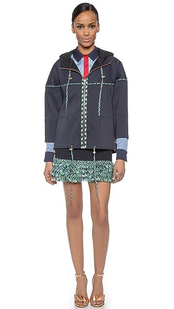 CG Hooded Jacket
