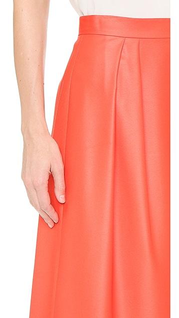 CG Mid Length Circle Skirt