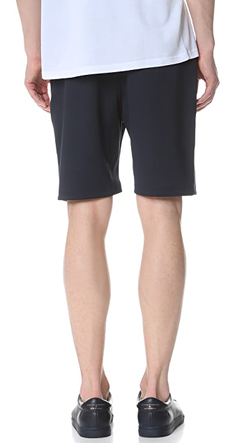Capital Goods Bonded Pique Sweat Shorts