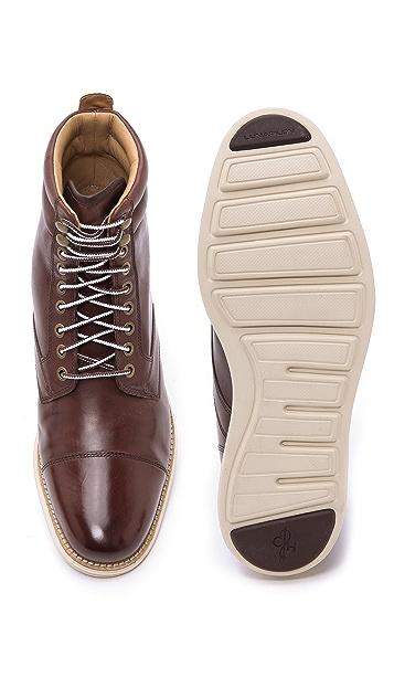 Cole Haan Lunargrand Lace Boots