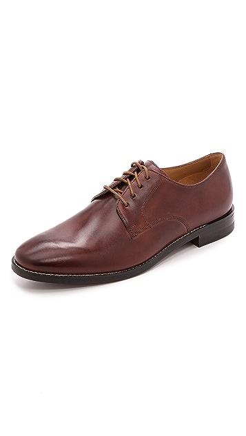 Cole Haan Cambridge Plain Toe Oxfords