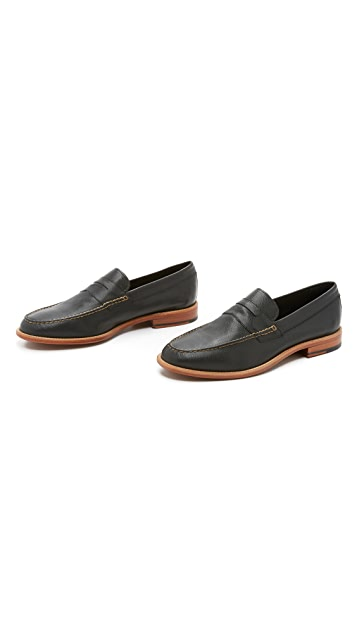 Cole Haan Todd Snyder X Cole Haan Willet Penny Loafers