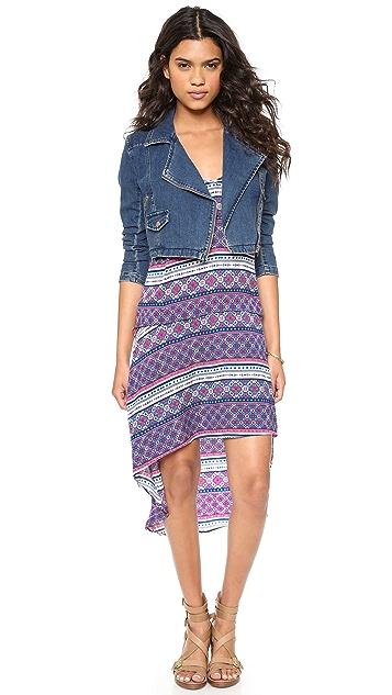 Chalk Divit Dress