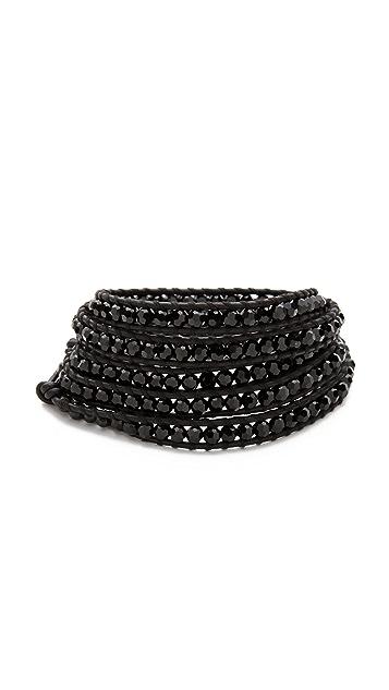 Chan Luu Jet Wrap Bracelet