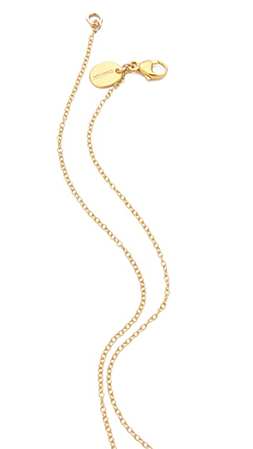 Chan Luu Crystal Strand Necklace